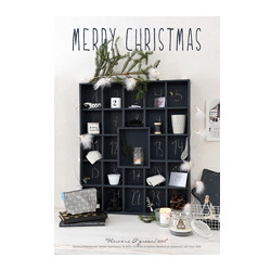 POSTER 'MERRY CHRISTMAS'