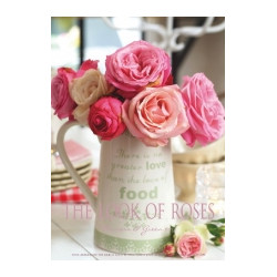 POSTER 'THE LOOK OF ROSES'