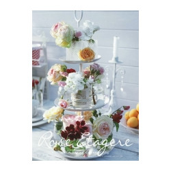 POSTER 'ROSE ETAGERE'